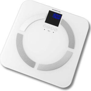 Inventum PW720BG - Personenweegschaal - Wit (8712876030891)