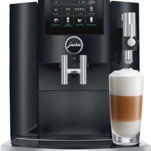 Jura S8 (EA) Piano Black- volautomatische espressomachine (7610917153817)