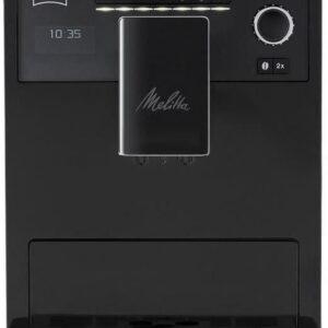 MELLITA CI Pure Black koffiemachine - MAE970-003 - 4 koffiesterktes, 3 mogelijke instellingen van de conische stalen molen (4006508223978)