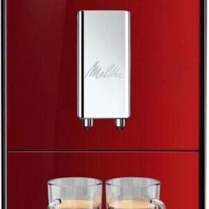 Melitta Caffeo Solo E950-104 - Espressomachine - Rood (4006508205493)