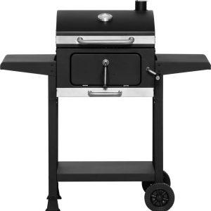 Mustang Laguna Houtskool barbecue - Zwart - Barbecue - Verstelbaar kolenrooster (6410416034539)