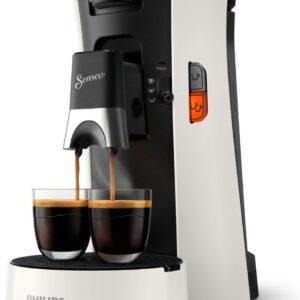 Philips Senseo Select CSA230/00 - Koffiepadapparaat - Wit (8710103967286)