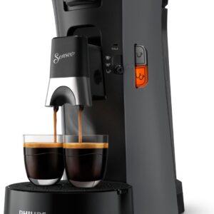 Philips Senseo Select CSA230/50 - Koffiepadapparaat - Donkergrijs (8710103938118)