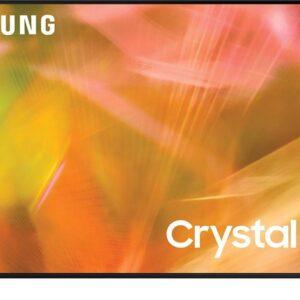 Samsung Series 8 UE43AU8070 4K Ultra HD Smart TV Wi-Fi Zwart (Europees model) (8806092050808)