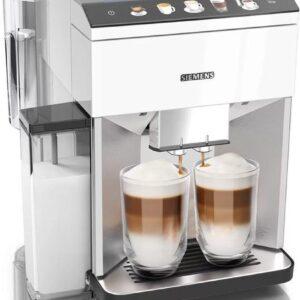 Siemens EQ.500 TQ507R02 - Volautomatische espressomachine - Wit (4242003837474)