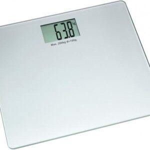 TFA Dostmann Big Step Digitale personenweegschaal Weegbereik (max.): 200 kg Wit (4009816026828)