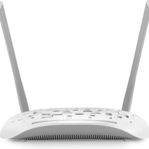 TP-LINK TD-W8961N draadloze router Fast Ethernet Single-band (2.4 GHz) Wit (6935364061166)